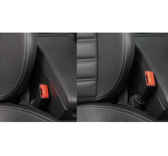 Das aktive Gurtschloss von TRW wird 2013 bei einem großen europäischen Fahrzeughersteller in Serie gehen.