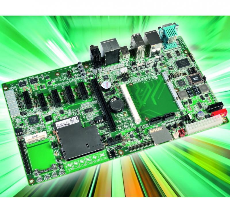 MSC bietet mit »Q7-MB-RP2« die zweite Generation der Qseven-Referenzplattform an.