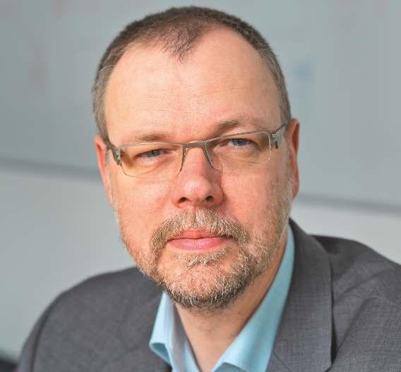 Dr. Josef Papenfort, Beckhoff Automation