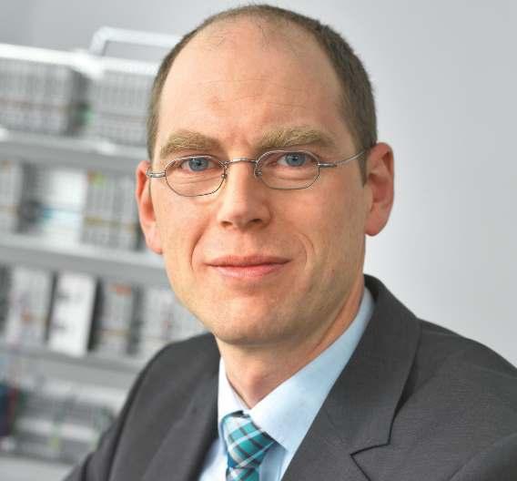Michael Jost, Beckhoff Automation