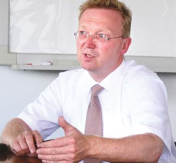Harald Förster, Pilz: »Unternehmen, die sich rechtzeitig mit der neuen Norm auseinandergesetzt haben, genießen mehr gestalterische Möglichkeiten bei der Konstruktion.«