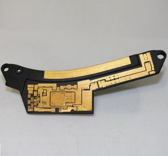 ... und einen LED-Träger im Kombiinstrument als MID konzipiert.
