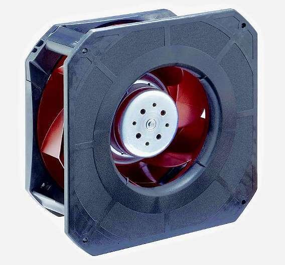 Bild 3: Die einbaufertige Kompakteinheit vom Typ »RG 190 TD« erleichtert die Einhaltung des optimalen Laufspiels