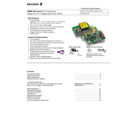 Ericsson Digital Power Compendium