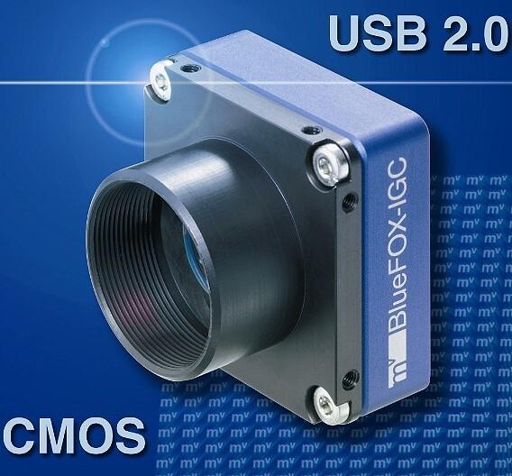 Die zukünftigen USB3-Vision-Produkte von Matrix Vision werden sich an die »mvBlueFOX-IGC« anlehnen.