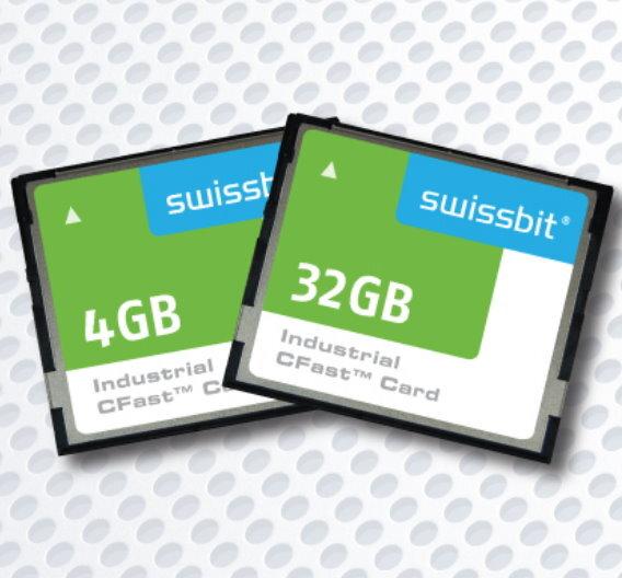 Swissbit setzt mit seiner »F2-200 Series« ganz klar auf industriegerechte Zuverlässigkeit.