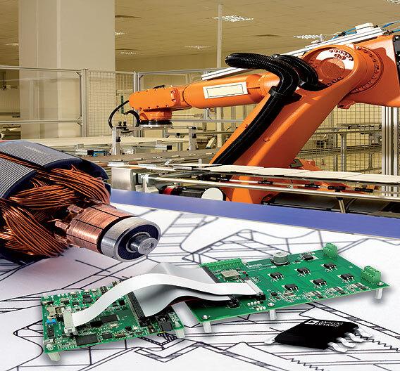 Signalverarbeitung: Wirkungsgrad bei Motorsteuerungen erhöhen ...