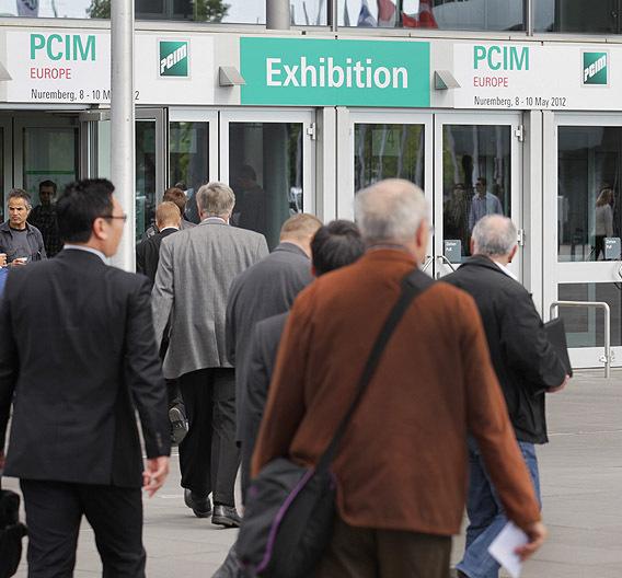 Die PCIM Europe 2012 schloss mit neuen Rekorden.