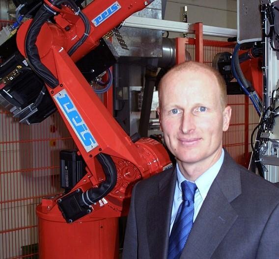 Dr. Michael Wenzel, VDMA / Reis Group: »Wir haben vereinbart, der auch kommerziell aufstrebenden Service-Robotik-Branche den internationalen Marktplatz zu bieten, der für gute Geschäfte gebraucht wird.«