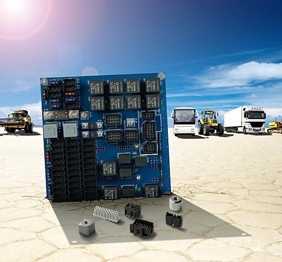 Entwicklungs-Services und kompakte, zuverlässige Komponenten für den Nutzfahrzeugebereich