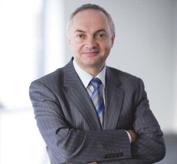Luc Van den hove, IMEC: »Die Fertigung an vorderster Front der Technik wird auf 450-mm-Wafern stattfinden. Also sollte die europäische Halbleiterindustrie die dafür erforderlichen Prozesse beherrschen.«