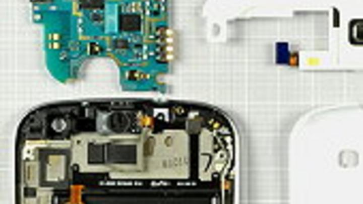 Samsung Galaxy S III Teardown - Aufgeschraubt
