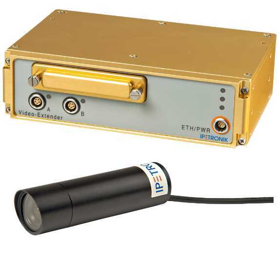 »M-LOG Video-Extender« von Ipetronik ist als Zwei- und Vier-Kanal-Version inklusive Videokameras erhältlich.