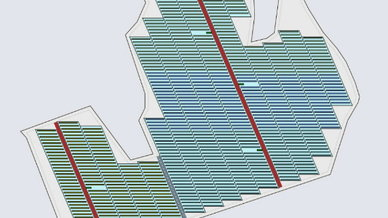 Planungswerkzeug PVplanet (PV Plant Engineering Toolbox) von Siemens