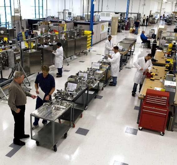 Endress+Hauser übernimmt das US-Unternehmen SpectraSensors