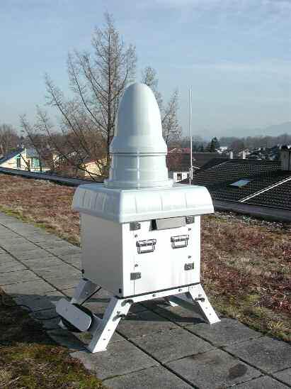 Der von der Bundesnetzagentur verwendete R&S-EMF-Monitor