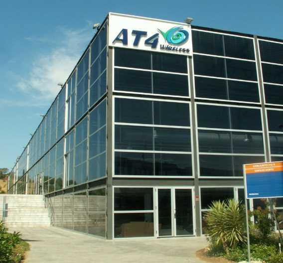 R&D-Center von AT4 wireless in Malaga