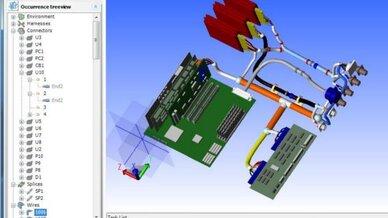 Eplan Harness Expert Kabelbaumkonstruktion