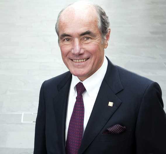 Fernando Fuenzalida ist neues Mitglied im Verwaltungsrat der Endress+Hauser-Gruppe