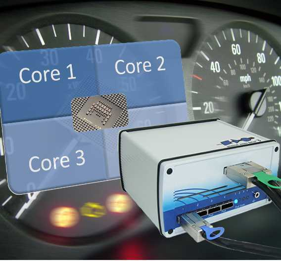 Unterstützt die MCP57xx- und SPC57xx-Mikrocontroller von Freescale und STMicroelectronics: Die neue Version der UDE 3.3