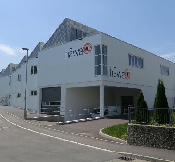 Die häwa GmbH in Wain hat in Baden-Württemberg 6 Mio. Euro in 2000 Quadratmeter zusätzliche  Produktionsfläche investiert.
