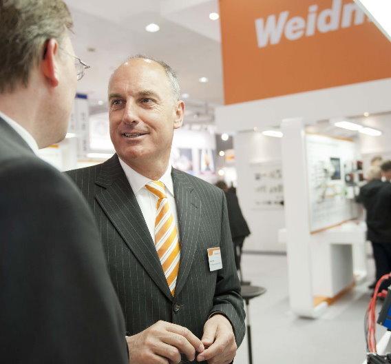 """Weidmüller Vertriebsvorstand Volpert Briel:""""Mit der Belieferung des finnischen Marktes durch eine eigene Niederlassung vor Ort folgen wir unserer Prämisse der persönlichen Nähe zu Kunden und Partnern."""""""