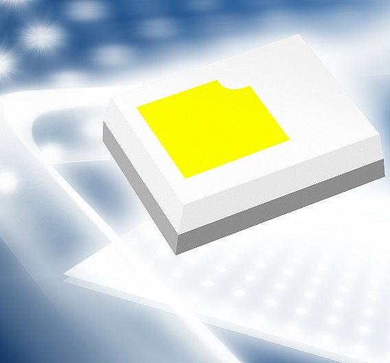 Eine für alles – die neue Oslon Compact von Osram Opto Semiconductors kann künftig alle Funktionen in der Autofrontbeleuchtung übernehmen.