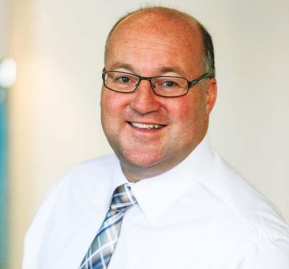 Anton Hartmann, Leiter Markt für die Produktlinie Industrial Solutions bei ZF Friedrichshafen: