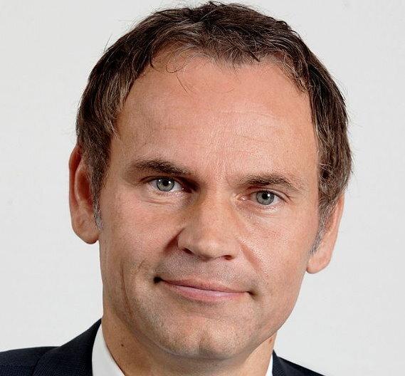 Dr. Oliver Blume, ab 01.01.2013 Mitglied des Vorstandes für Produktion und Logistik von Porsche