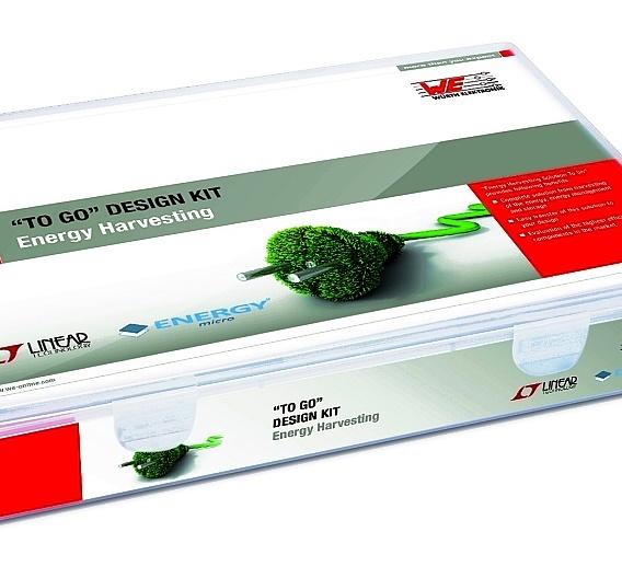 Das »Energy Harvesting Solution To Go«-Kit kostet 199 Euro und ist bei Würth Elektronik erhältlich.