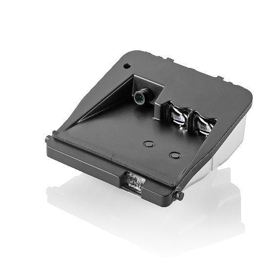 Die SRL-CAM400 kombiniert Kamera und Infrarot-Entfernungsmesser (LIDAR).
