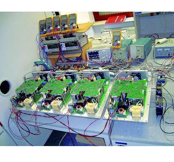 Ungewöhnlich Spannungsregelkreis Ideen - Elektrische ...