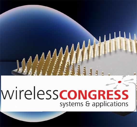 Alles zu den neuen Wireless-Technologien und Anwendungen bringt der Wireless Congress 2012: Systems and Applications