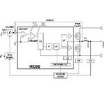 Bild 1: Blockschaltbild des Class-D-Verstärker-Referenzdesigns »IRAUDAMP5« von International Rectifer
