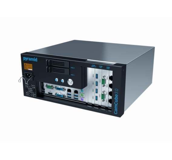 Industrie-Bildverarbeitungs-System »CamCube 3.0« von Pyramid Computer