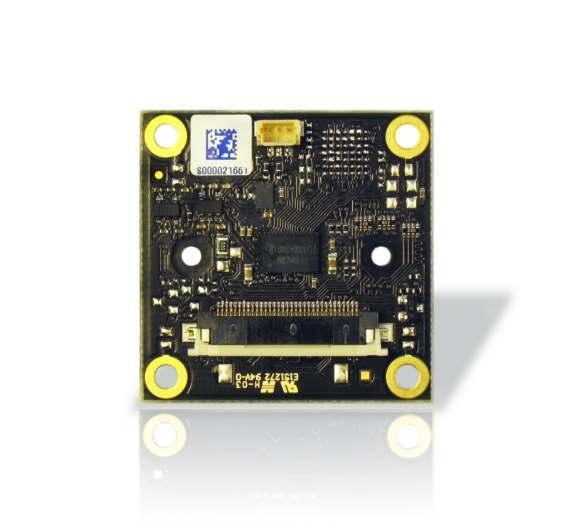 Kamera-Boards der Serie VM-011 von Phytec Messtechnik