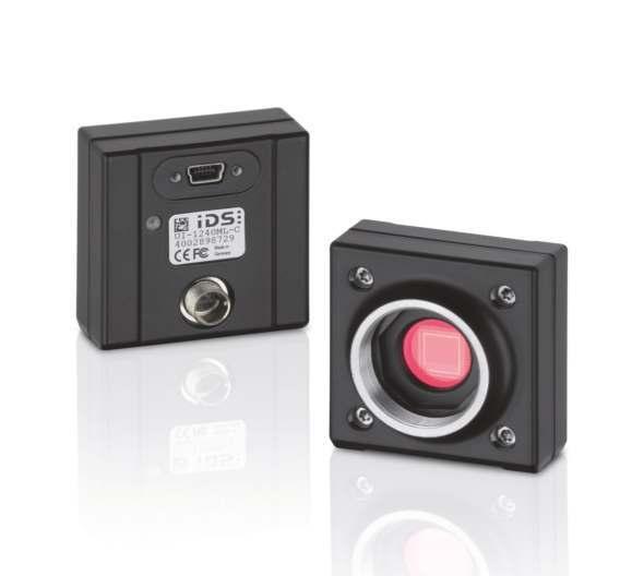 USB-2.0-Kamera »USB uEye ML« von IDS Imaging Development Systems