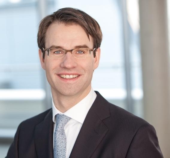 Pierre-Pascal Urbon, Vorstandssprecher und Vorstand Finanzen
