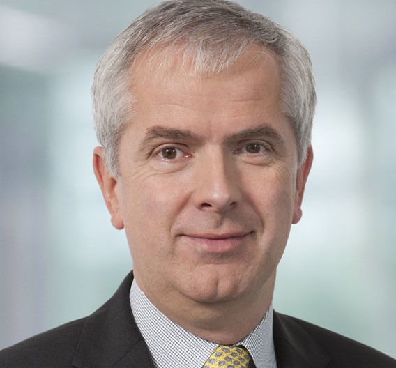 Chief Executive Officer Alexander Hagemann