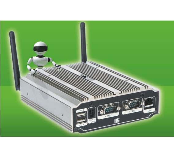 Huckepack-System »UIBX« von ICP Deutschland