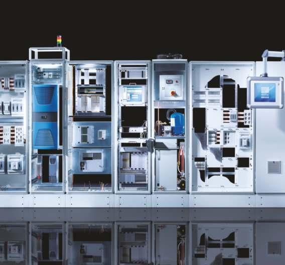 Rittal zeigt auf der »SPS IPC Drives« neue Infrastrukturlösungen für die Automatisierungstechnik.