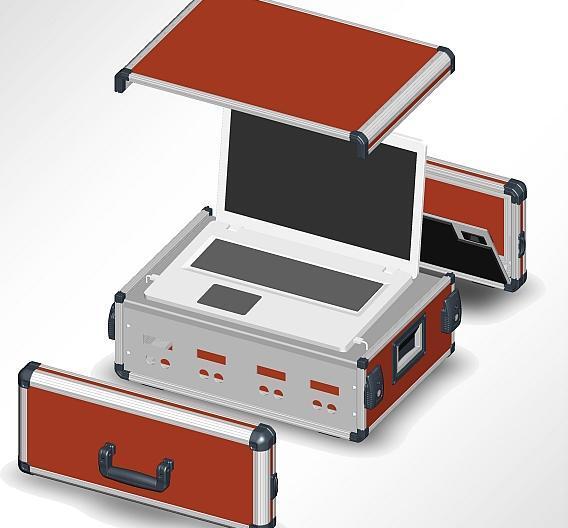 Mit den Serien S4000 und S7000 erweitert die Santox Gehäuse-Systeme GmbH ihr Portfolio an mobilen Gehäuselösungen um zwei Baureihen.
