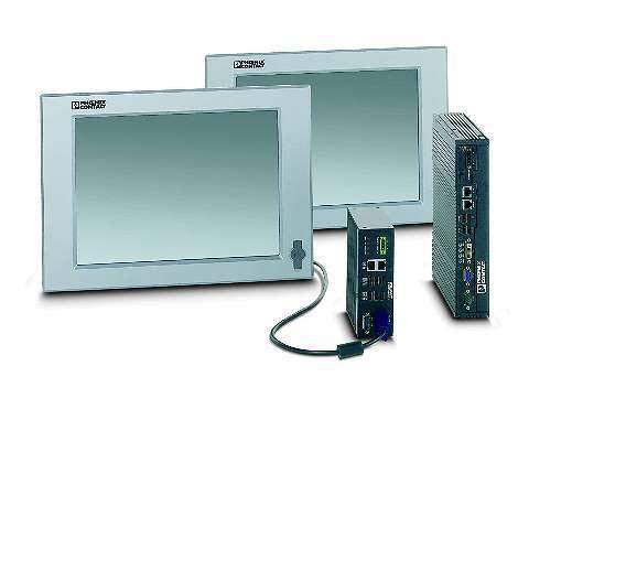 Bild 2: Box-PCs aus der Produktfamilie »Valueline« mit abgesetztem Monitor