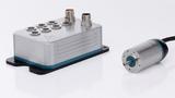 Ein Servoverstärker der Serie »simco drive« und ein bürstenloser DC-Kleinmotor der Baureihe »cyber dynamic line« von Wittenstein