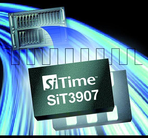 Digital steuerbare, MEMS-basierende Oszillatoren (DCXOs) von SiTime