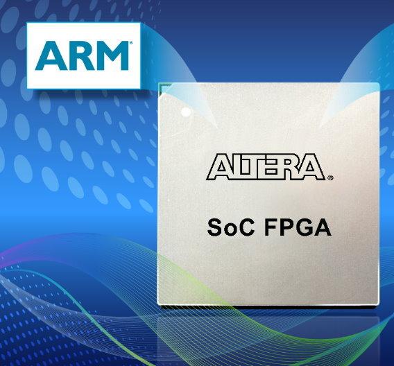 Alteras FPGAs des Typs Cyclone-V-5CSXC5 basieren auf dem 28LP-Prozess von TSMC mit geringster Leistungsaufnahme, geringsten Kosten und optimierte Performance.