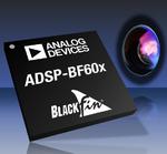 Mit dem Dual-Core-Blackfin-Prozessor des Typs ADSP-BF609 will Analog Devices Bildverarbeitungsapplikationen optimieren. Dazu wurde ein Beschleuniger für die Videoanalyse in die DSPs integriert