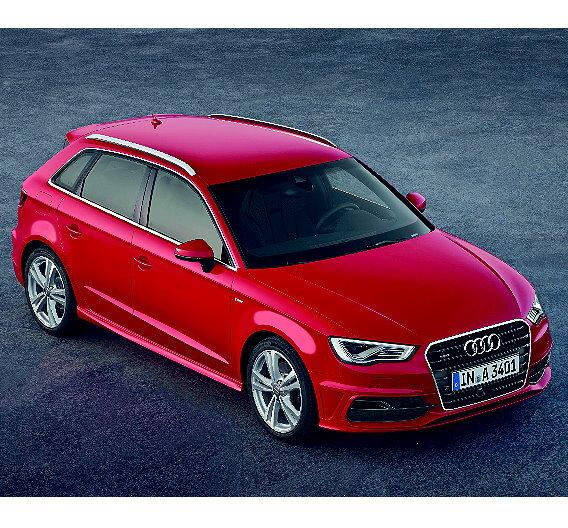 """Audi A3: Vier """"Euro NCAP advanced""""-Auszeichnungen."""