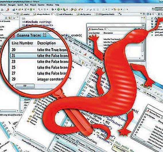 Goanna ist ein Werkzeug für die statische Code-Analyse.