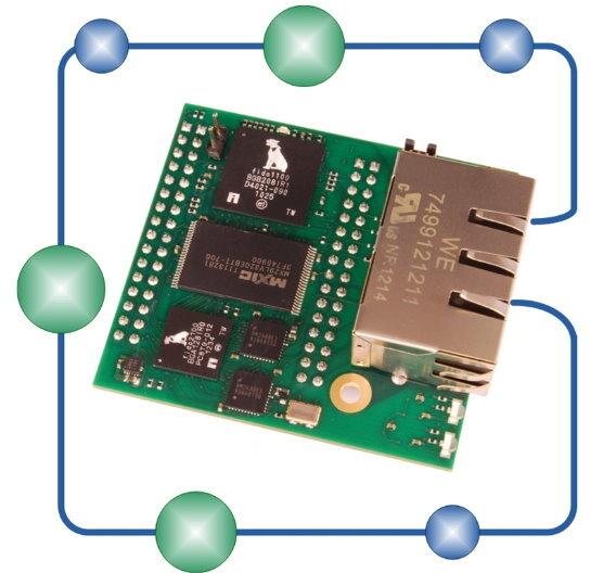 Die »RapID Platform Industrial Network«-Plattform von Innovasic Semiconductor ermöglicht Ring-Topologien für Ethernet/IP.